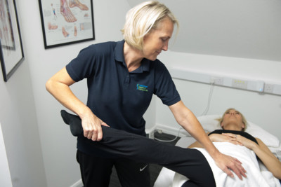 Yvonne Morris Sports Massage Therapist