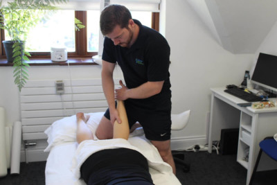 Jon Head Sports Massage Therapist