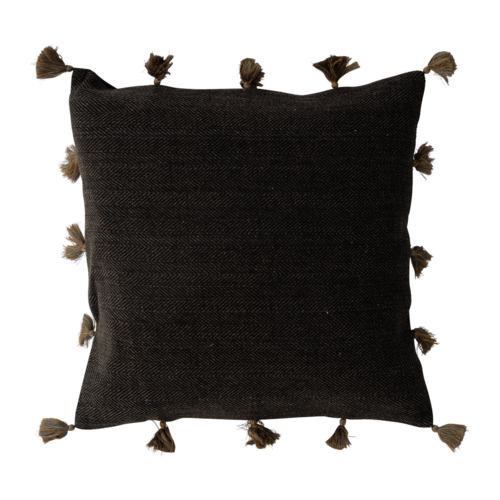 Highlander Charcoal Grey Cushion