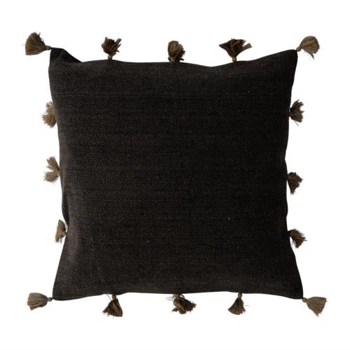 Highlander Charcoal Grey Cushion