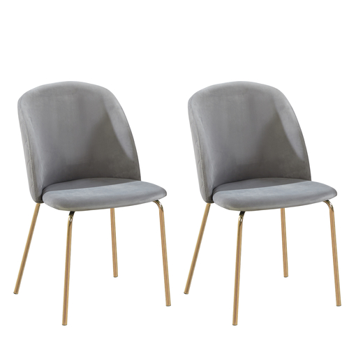 Dale Velvet Dining Chairs