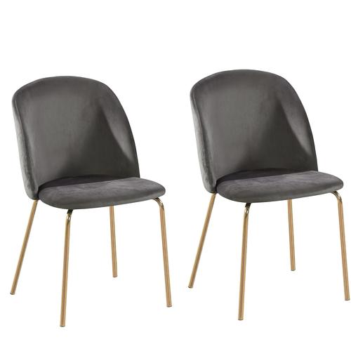 Dale Velvet Dining Chairs