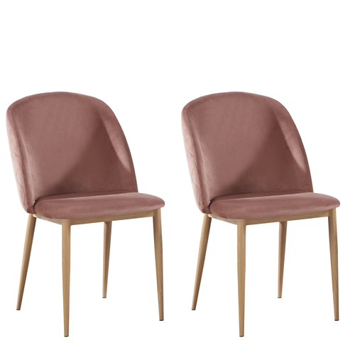Bradley Velvet Dining Chairs