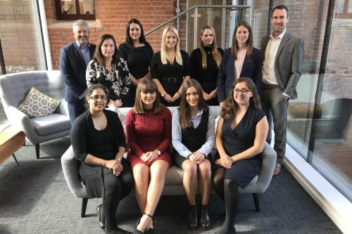 Eight New Appointments and a Series of Promotions at Greenaway Scott