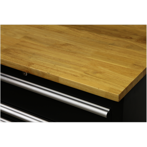 Oak Worktop 1550mm - Sealey - APMS07