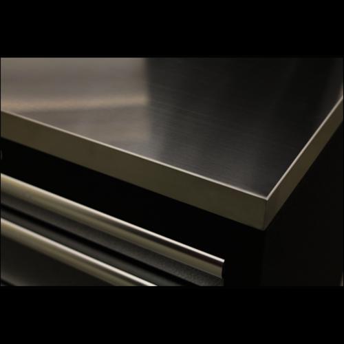 Stainless Steel Worktop 1360mm - Sealey - APMS50SSB