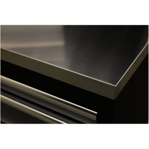 Stainless Steel Worktop 2040mm - Sealey - APMS50SSC