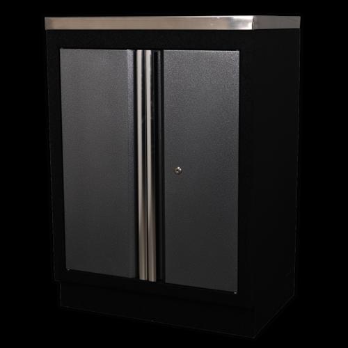Modular 2 Door Floor Cabinet 680mm - Sealey - APMS52