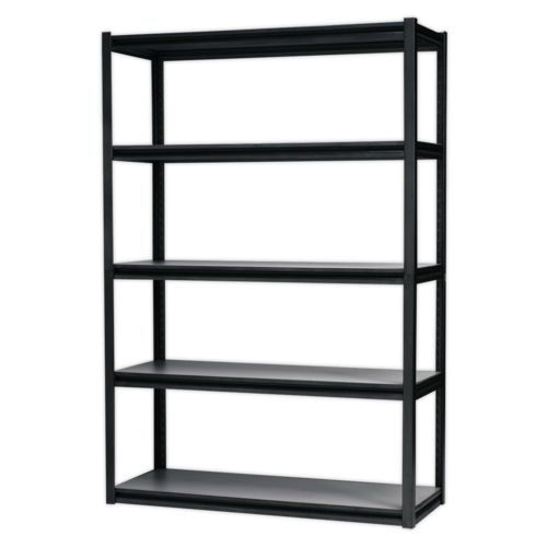 Racking Unit with 5 Shelves 600kg Capacity Per Level - Sealey - AP6548