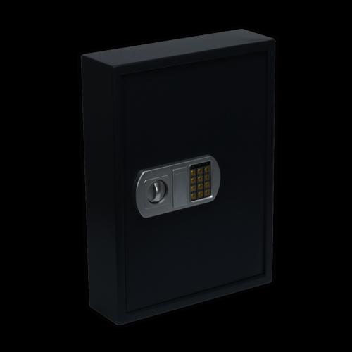 Electronic Key Cabinet 100 Key Capacity - Sealey - SEKC100