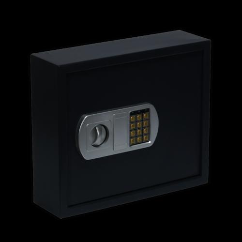 Electronic Key Cabinet 50 Key Capacity - Sealey - SEKC50