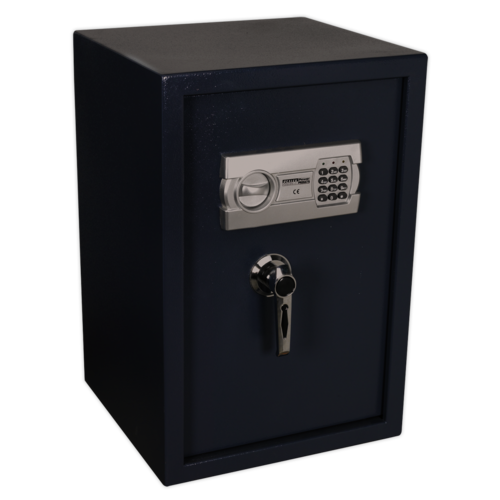 Electronic Combination Security Safe 380 x 360 x 575mm - Sealey - SECS05