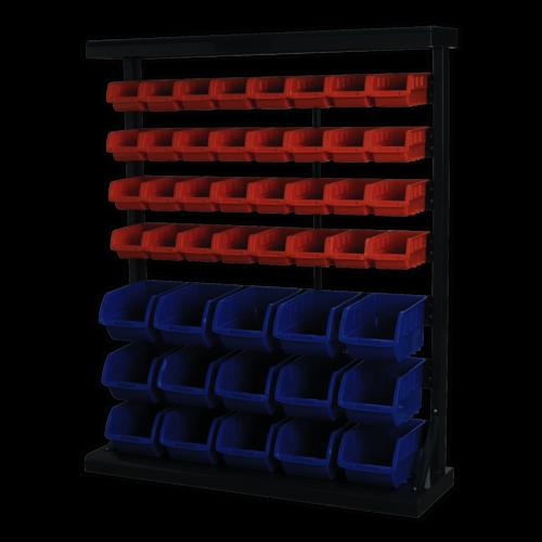 Bin Storage System 47 Bins - Sealey - TPS47