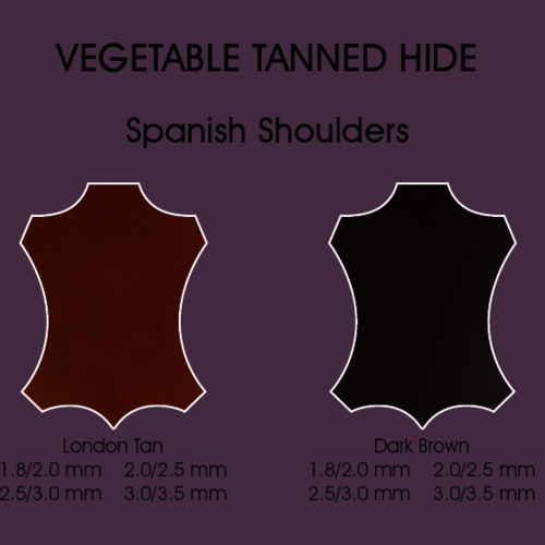 Veg Tanned Shoulders