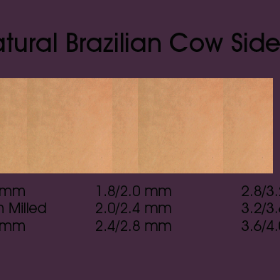 Natural Brazilian Cow Side