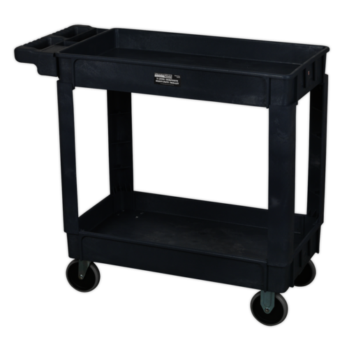 Trolley 2-Level Composite Heavy-Duty - Sealey - CX202