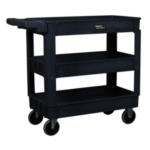 Trolley 3-Level Composite Heavy-Duty - Sealey - CX203