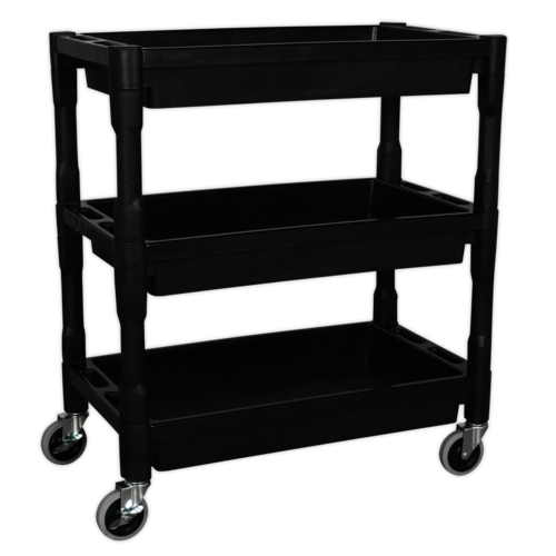 Trolley 3-Level Composite Heavy-Duty - Sealey - CX205