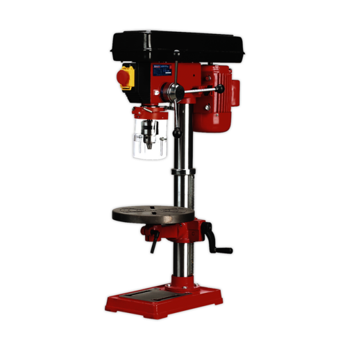 Pillar Drill Bench 12-Speed 840mm Height 370W/230V - Sealey - GDM92B
