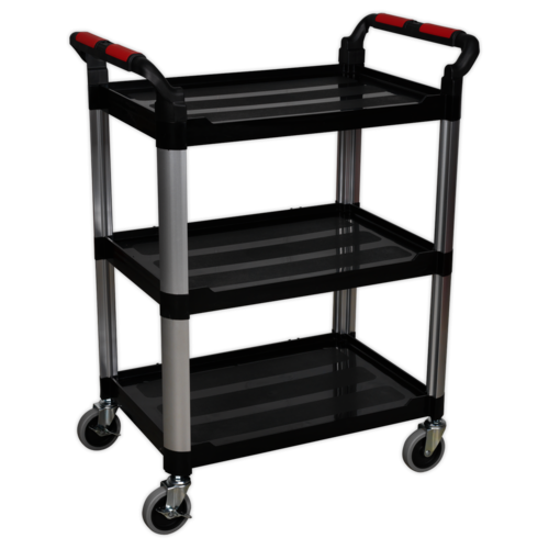 Workshop Trolley 3-Level Composite - Sealey - CX309