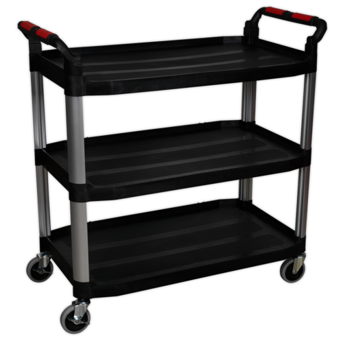 Workshop Trolley 3-Level Composite - Sealey - CX310