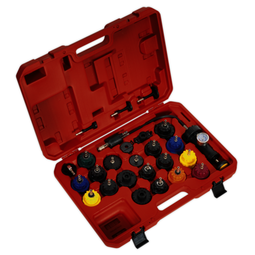 Vehicle Service Tools - Cooling System