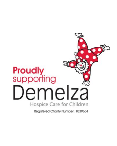 Proudly Supporting Demelza