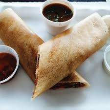 Lamb Mini Masala Dosa