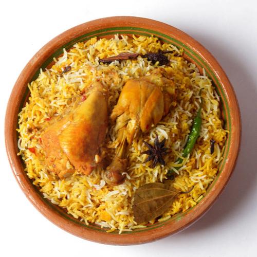 Prawn Biriyani Lunch Meal