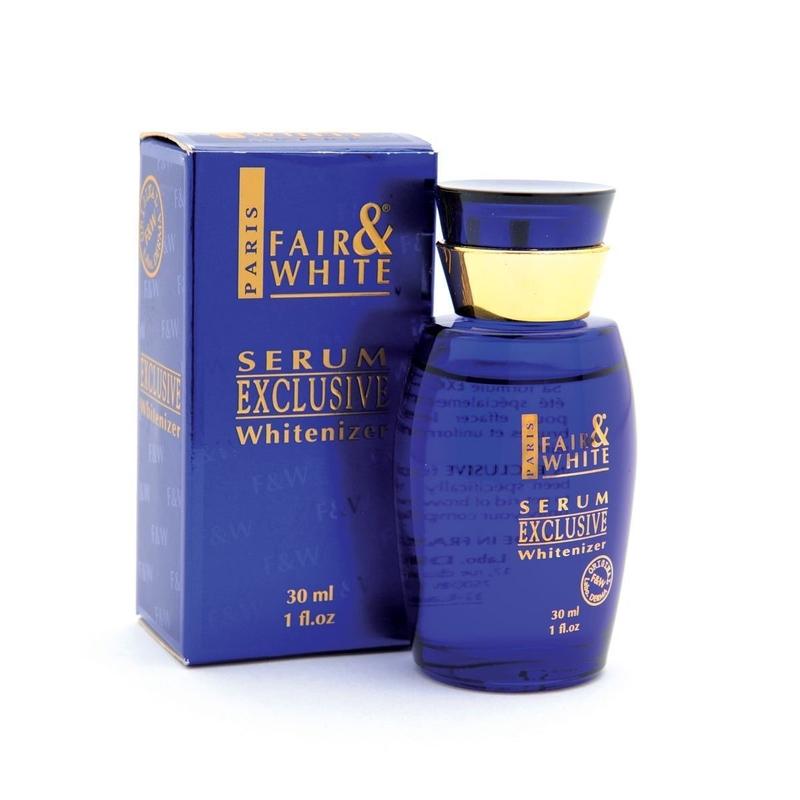 Fair and White Exclusive Whitenizer Serum 30 ml 1fl.oz - For Even Skin Tone