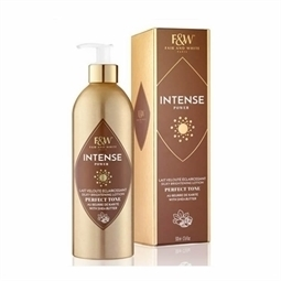 Fair & White Intense Power Perfect Tone Brightening Lotion with Shea Butter 17.6