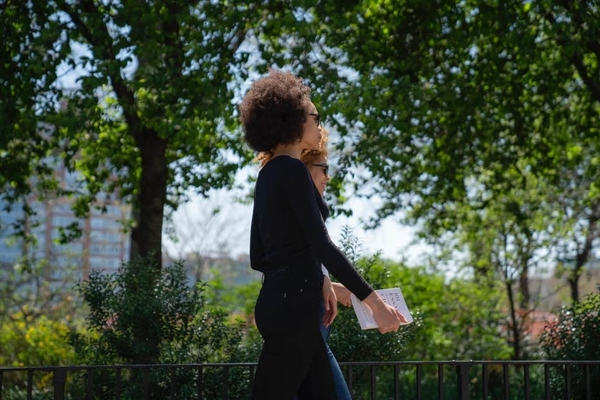 How 10 minutes of walking can improve your mental wellbeing