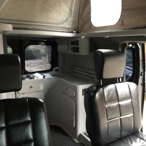 2005 (55)reg Renault Trafic DCi 100 LWB Camper Van Lifestyle Vehicle Conversion