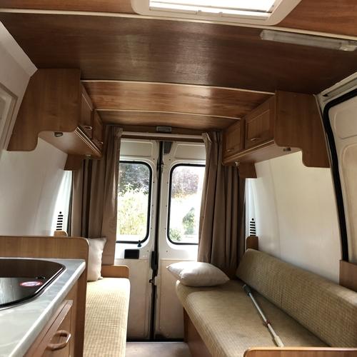 2002 (52)reg Citroen Relay TD HDi LWB Camper Van 2 Berth 80748 Miles - 1 Owner since 2006