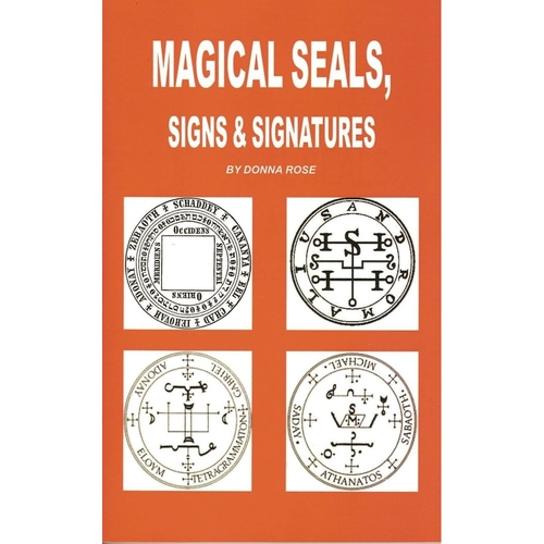 Magical Seals, Signs & Signatures Book