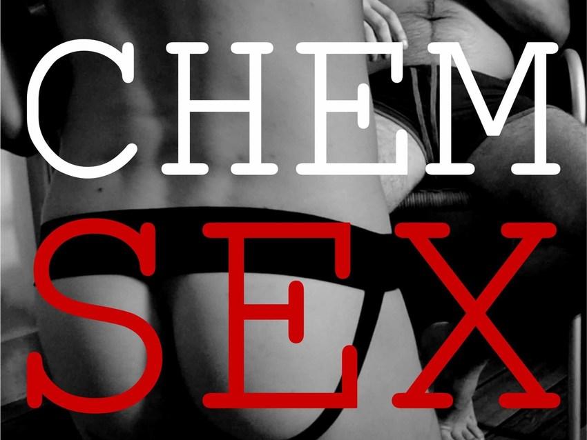 dangers of chemsex