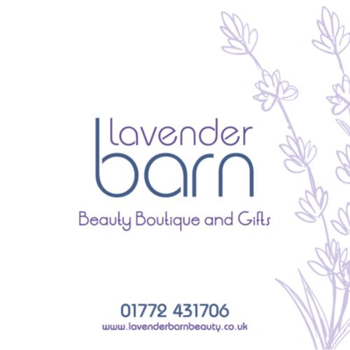 Lavender Barn Brochure