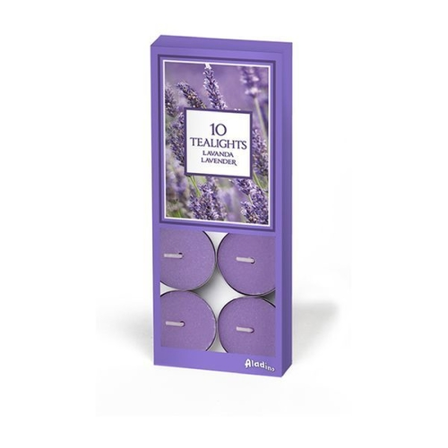 Aladino Lavender Tealights Pack