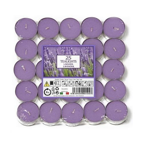 Aladino Lavender Tealights