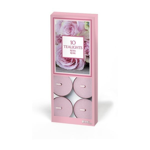 Aladino Rose Tealights