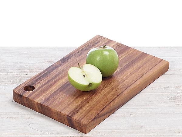 Kokko Natural Hardwood Hand Turned Chopping Board