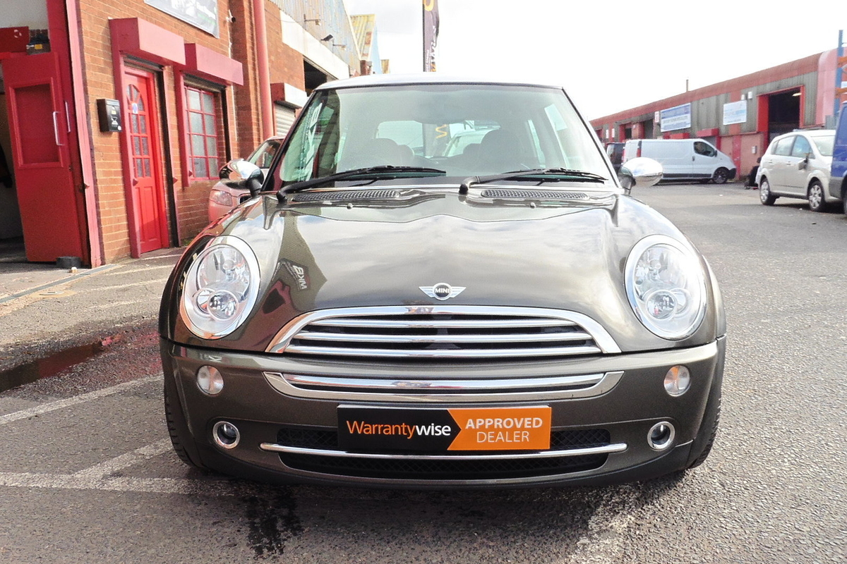 MINI Cooper Park Lane 1.6 3dr - Full Leather Interior!