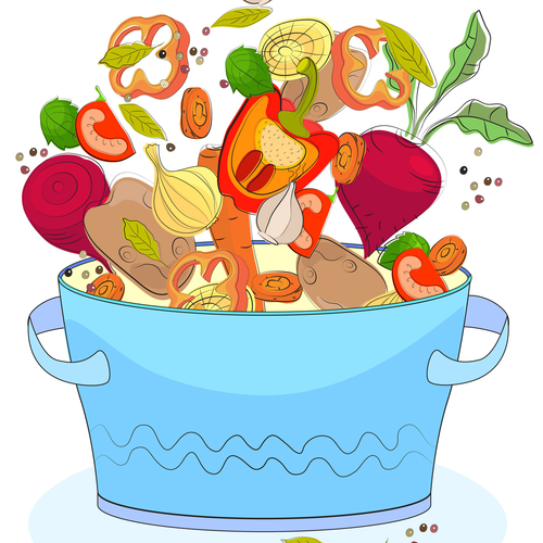 Healthy Living - Food and Nutrition