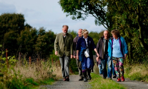Walking Together - Annual Gathering for Journeying