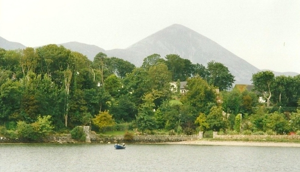 Journey Diaries - Croagh Patrick, Ireland