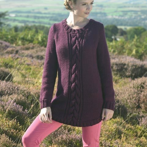 Chunky with Merino