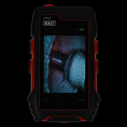 Tablet Video Borescope Ø9mm Camera - Sealey - VS8222