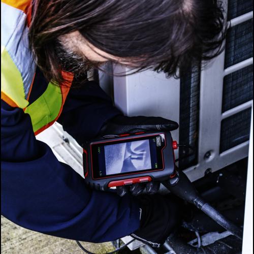 Tablet Video Borescope Ø5.5mm Camera - Sealey - VS8223