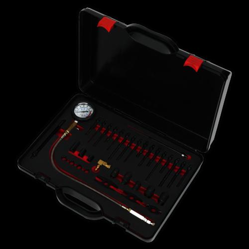 Compression Test Kit - Diesel - Sealey - VSE3158