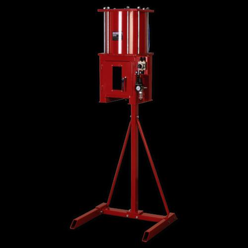 Pneumatic Oil Filter Crusher - Sealey - HFC08